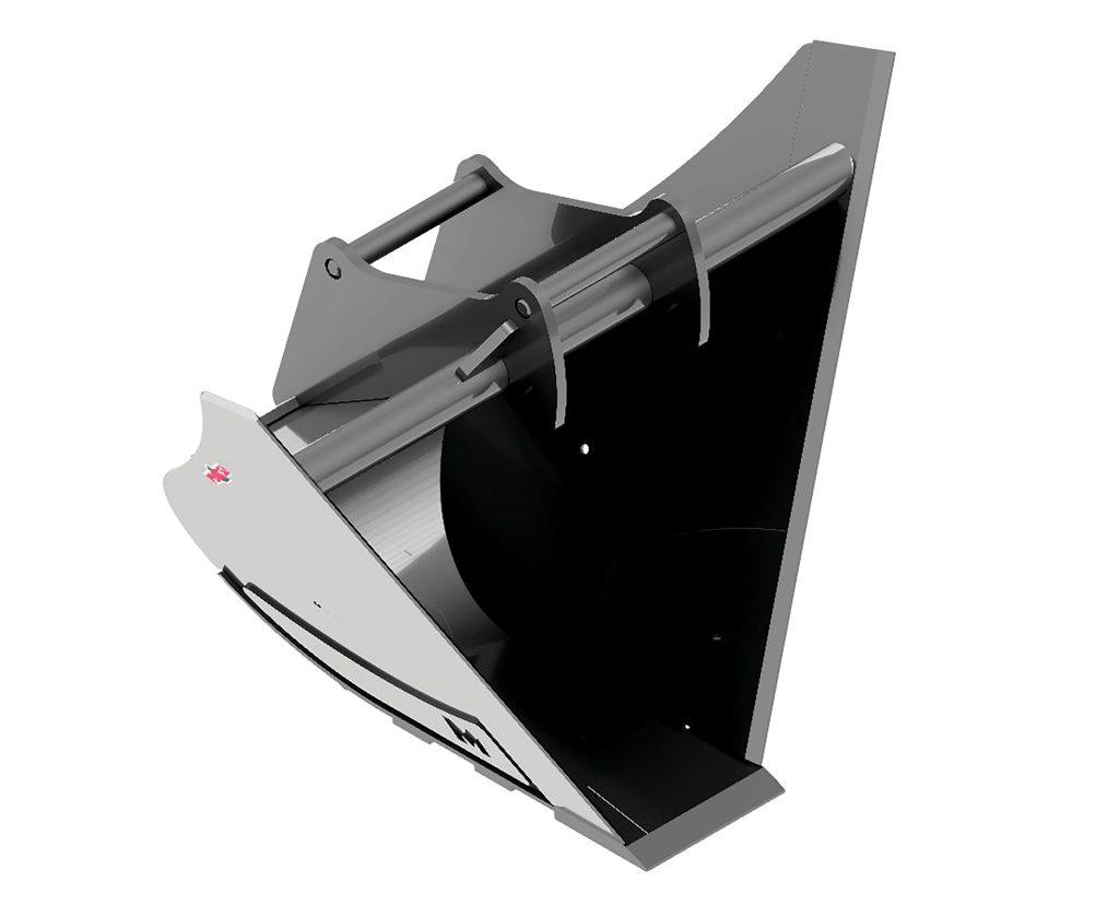 Godet trapèze profil standard