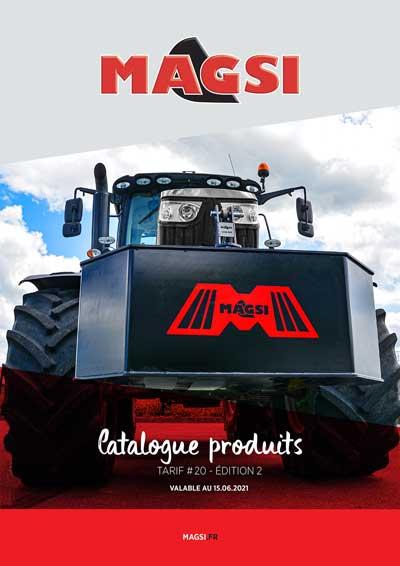 Image du Catalogue interactif à consulter ou télécharger en pdf